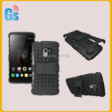 For Lenovo K4 Note 2 in 1 Hybrid  Kickstand Hard Case For Lenovo A7010 Back Cover For Lenovo Vibe X3 Lite