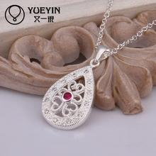 Hot marketing water drop necklaces pendants chain necklace jewelry oriental style jewelry Wholesale