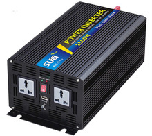 Pure sine wave inverter 2500W 110/220V 12/24VDC,PV Solar Inverter, Power inverter, Car Inverter Converter