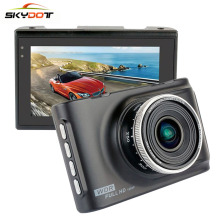 SKydot Novatek 96223 DVR Dash Cam Car Camera Full HD 1080P Auto Video Recorder G-sensor 170 Degree Parking Monitor DVRS(China)
