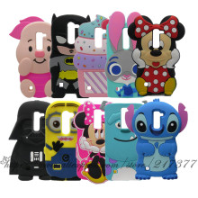 For G4 Mini case LG Magna C90 H520N H502F H500F 3D Stitch Minnie Batman Darth Vader Sulley Silicone Cover For LG G4C(China)