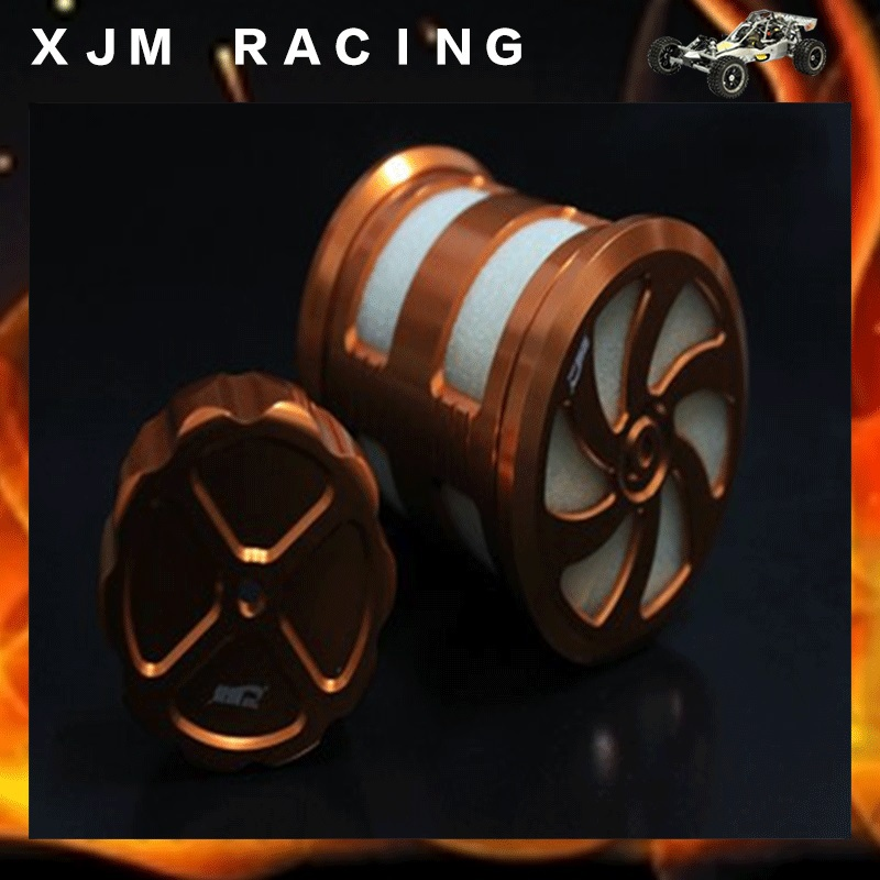 1/5 rc car racing parts,Alloy air filter for baja 5b/5t/5sc<br><br>Aliexpress