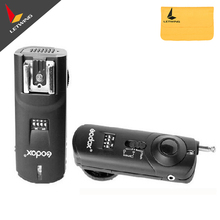 Godox Reemix Remote control Flash Trigger Camera Shutter Release 3-in-1 Remote Controller for Nikon D70S D80