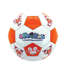 Ball Soccer Kids No. Size 2 With Chinese Popular Cartoon Football Ball Machine Sewing PVC Leather Soccer Ball Colorful Balls(China)