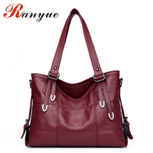 Buy Women Bag Fashion 2017 Luxury Handbags Women Famous Designer Brand Shoulder Bags Women Leather Handbags Women Messenger Bags for $19.59 in AliExpress store