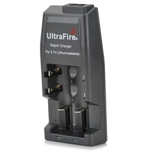 UltraFire Multifunction Lithium Battery Charger for 18650 14500 17500 18500 17670 Batteries 18650 Charger (US plug)(China)