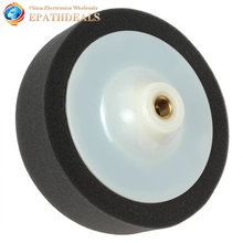 Polyester Soft Car Puffing Pad Polishing Wheel Kit for Auto Waxing & Buffer Polisher 14mm Screw Diameter