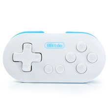 8Bitdo Zero Controller Gamepad Joystick Selfie Mini Bluetooth V2.1 Gamepad with Remote Shutter for Game Android Window Mac OS(China)