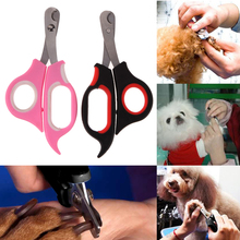 2Pcs Pet Nail Clippers Animal Dog Cat Rabbit Claw Toe Nail Clipper Pet Grooming Tool Scissors Nail Clamps High Quality(China)