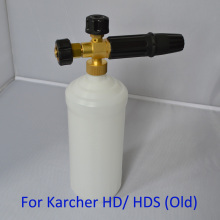 Foam Nozzle/ Soap Snow spraying Lance/ Foam Gun for Karcher HD/ HDS Professional High Pressure Car Washer(China)