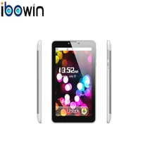 ibowin 7inch  3G 2100MHz/2G GSM 2SIM Phone Calling Phablet Tablet PC Dual-core Bluetooth WIFI 1024x600 Kid Android Google Store