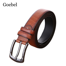 Buy Goebel Fashion Belt Man PU Leather Popular Men Business Belts Creative Pin Buckle Male Belts Brand High for $3.58 in AliExpress store