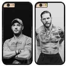 Tom Hardy Actor Model Hard Cell Phone Case Cover Fits For iphone X 4 4s 5 5s 6 6s 7 8 7 8 plus ipod Touch5 6 #T0216(China)
