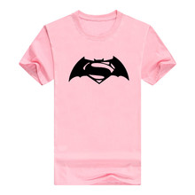 YGYKE brand t shirt men 2016 new Fashion superman batman Men and women short sleeve T-shirt variety  colors to choose size S-3XL
