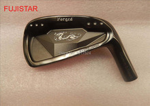 FUJISTAR GOLF dragon forged carbon steel with CNC cavity golf iron heads #3-#P(8pcs set) also have silver colour(China)