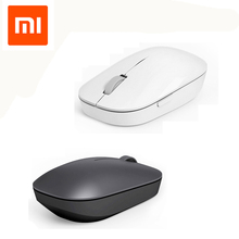 Buy Xiaomi Mi Wireless Mouse 2.4Ghz 1200dpi Portable Mini Gaming Mouse Macbook Windows 8 Win10 Laptop Computer 100% Original for $16.81 in AliExpress store