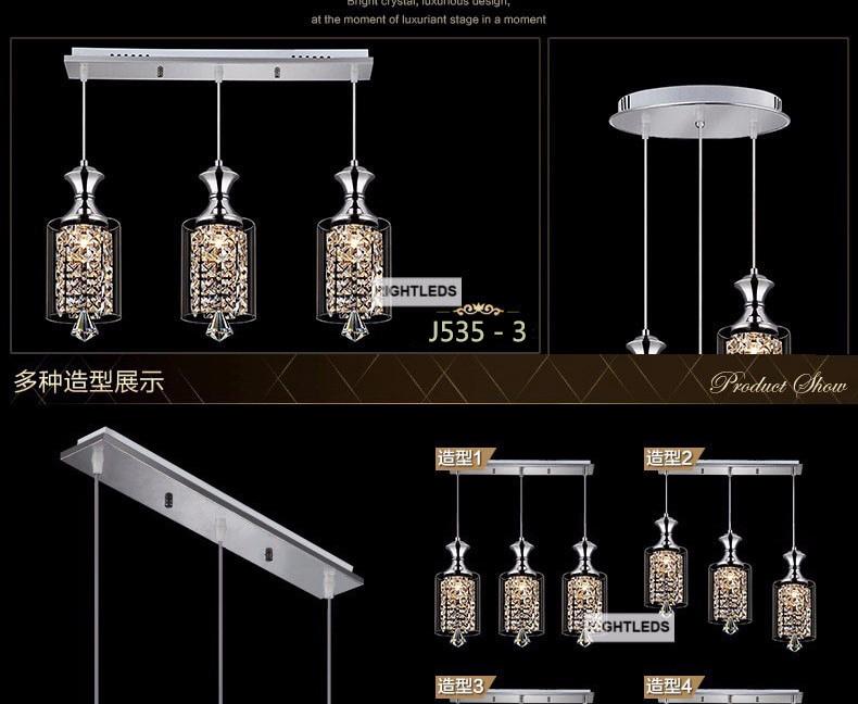 Crystal Pendant Lamp (4)