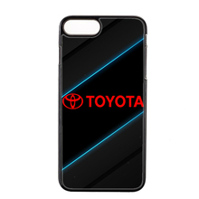 Luxury fashion car toyota logo For Samsung Galaxy J1 J2 J3 J5 J7 prime A3 A5 A7 2015 2016 2017 A8 A9 phone case(China)