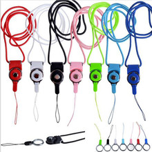 1pcs Cell Phone Mobile Neck Chain Straps Camera Straps Key Keychain Charm DIY Hang Rope Lariat Lanyard MP5 4 3 U flash disk