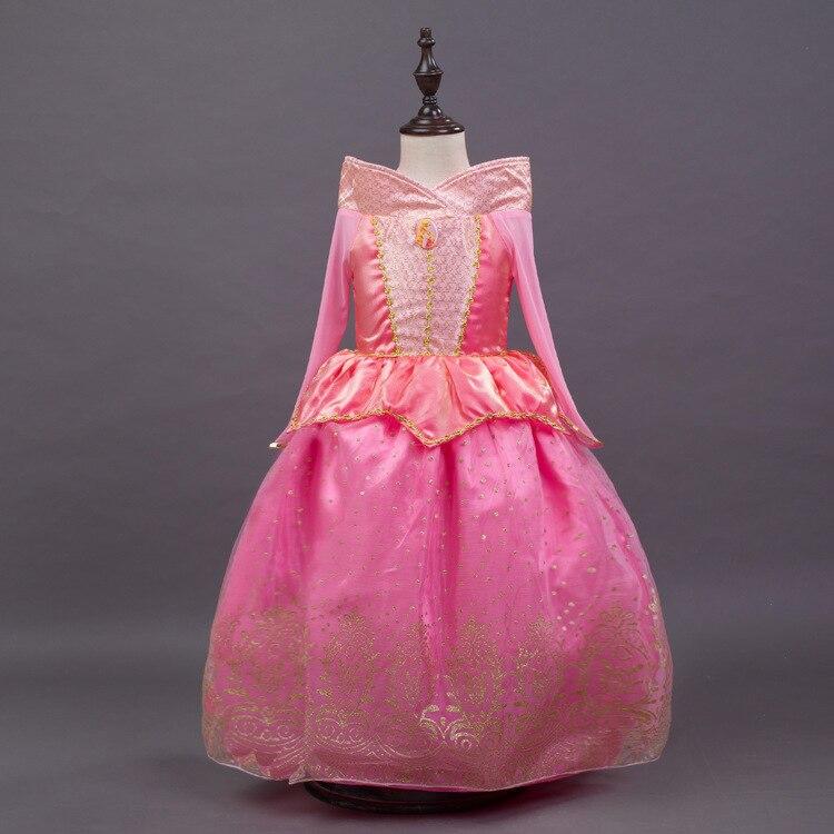 High quality children halloween costume sleeping beauty infant girls princess dress kids<br><br>Aliexpress