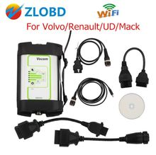 2017 Newest For Volvo 88890300 Vocom Interface WIFI Truck Diagnostic Tool For Renault/UD/Mack/Volvo Vocom 88890300 DHL free(China)