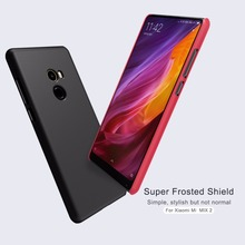Buy 10pcs/lot Wholesale NILLKIN Super Frosted Shield Case Xiaomi Mi Mix 2 Mix2 PC Plastic Back Cover Screen Protector for $57.52 in AliExpress store