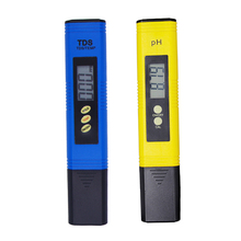 Digital TDS Meter Electronic Device Testing Titanium probe + PH tester 0.01 Automatic calibration For Fishing Swimming Pools 15%(China)