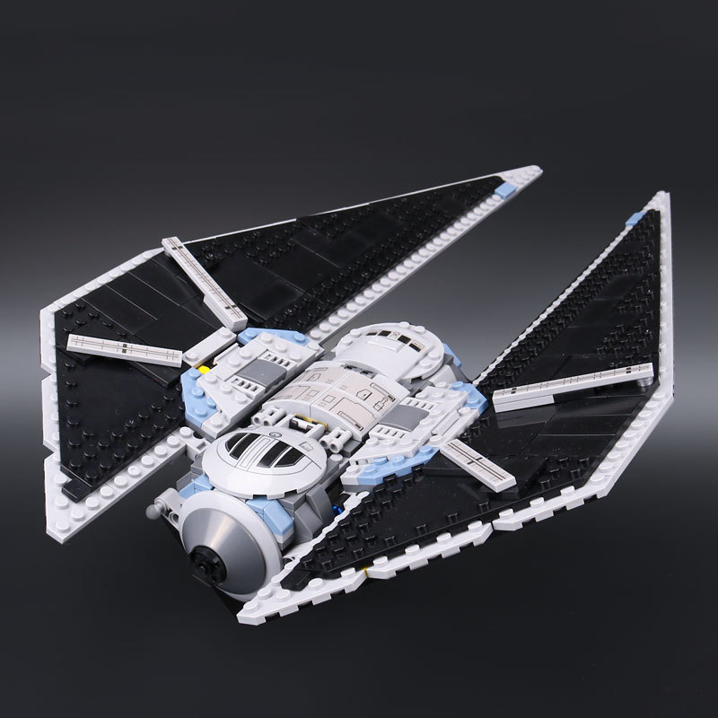 New  543Pcs Star War Seiers The TIE Striker Building Blocks Bricks Toys Compatible with Gift drop shipping<br>