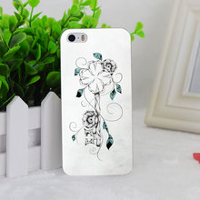 A3249 Poetic Key Of Luck Transparent Hard Thin Case Cover For Apple iPhone 4 4S 5 5S SE 5C 6 6S 6Plus 6s Plus