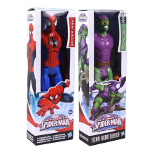 "The Amazing Ultimate Spider-Man Spiderman Green Goblin PVC Action Figure Toys 12"" 30cm With Box Great Gift"