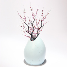 small ceramic vase creative abstract modern simple porcelain flower vase decorative vase no flower tabletop ornaments home decor