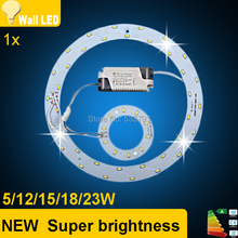 5W 12W 15W 18W 23w LED Ring PANEL Circle Light AC 85-265V SMD 5730 LED Round Ceiling board the circular lamp board + led driver