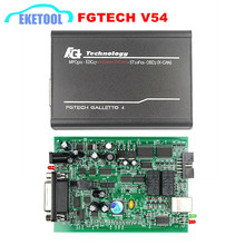 Quality A+++FGTECH V54 Unlock Version Master No Need Activation EOBD2 Master FG TECH Add BDM Function TriCore OBD2 K-CAN