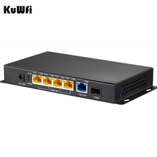 5 Ports 10/100/1000M Gigabit 48V PoE Switch with Gigabit SFP Fiber Injector for for Wireless Access Point/IP Camera/ IP Phone