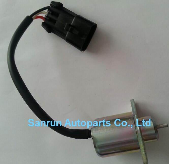 Fuel Shutoff Solenoid 29-70167-00 for  297016700<br>