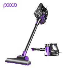 Pooda D8 Upright Vacuum Cleaner Handheld 2-in-1 Washing Cleaning Sweeping Machine Powerful Wired Vacuum Cleaner For Home(China)