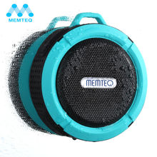 MEMTEQ Waterproof Wireless Bluetooth Speaker Portable Outdoor Mini Box Handsfree For Laptop PC MP3 MP4(China)