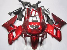 Motorcycle Injection Fairing For Kawasaki NINJA ZZR-400 ZZR400 1993 - 2007 ZZR 400 93 - 07 Fairings Cowl Bodywork Red UV Painted