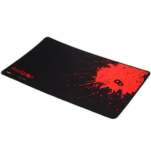 Novelty First Blood Pattern Mouse Pad For PC Laptop Ultra Large Thicken Mouse Pad Games Working Specified Mouse Mat 42*25CM(China)