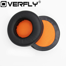 1 Pair Replacement Ear Pads Earpads Soft Sponge Durable Ear Cushions Earphone Accesorries for Razer Kraken Pro Gaming Headphones