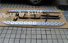 High quality aluminum side step running board Nerf bar Suitable for Toyota Highlander 2012 2013(China)