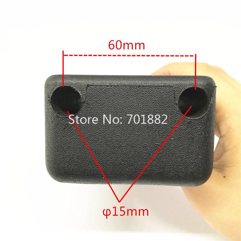 Jadkinsta Soft Sponge Camera Shoulder Pads for DSLR SLR Rod Rig Shoulder Pad Holes Distance 60mm Photography Accessories (3)