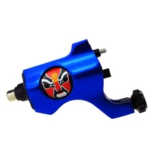 Hot Sales New Bishop Rotary Tattoo Machine For Shader and Liner Blue High Quality Tattoo Gun Free Shipping