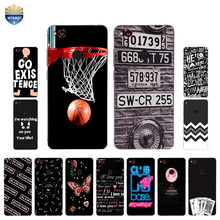 Phone Case ZTE Nubia Z9 MAX Nubia Z11 / Z11 Mini MAX Cover Nubia Z11 MiniS Shell Soft TPU Black Style Design Painted
