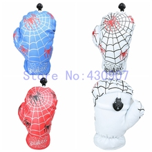 New Golf Spider Fairway Wood Head Cover Boxing FW cover For Golf Fairway Wood Club