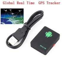 1PCS GPS Tracker Mini A8 LBS Global Real Time GSM/GPRS/GPS Tracking Device With SOS Button Cars Kids Elder Pets Locator Finder