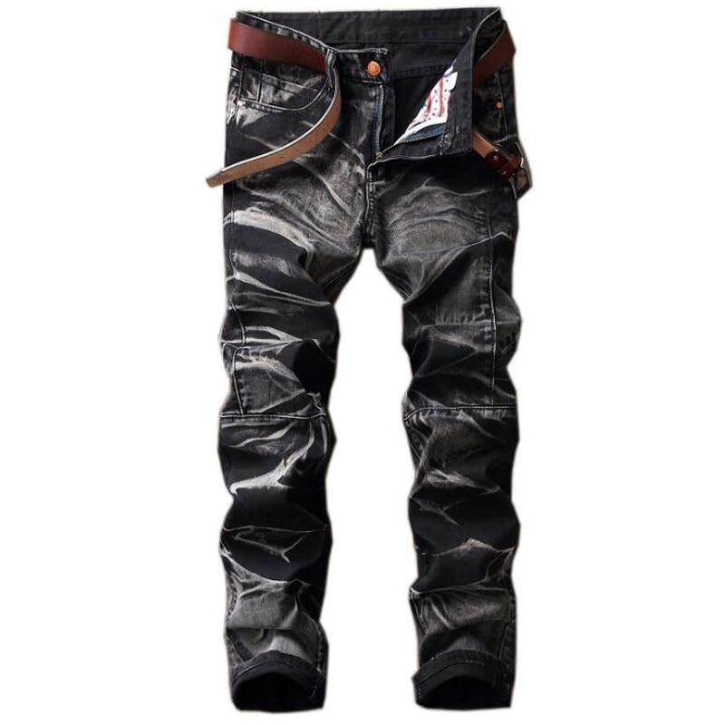 New high quality mens jeans Casual straight  jeans men balmai jeans men  denim trousers  jeans masculinaÎäåæäà è àêñåññóàðû<br><br>