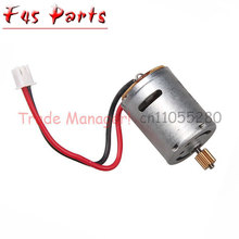 Free shipping MJX F645 F45 main motor set for rc helicopter spare parts Accessories f45 motor(China)