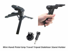 limitX Mini Tripod Stand Handhelp for Garmin Virb 360 X Ultra 30 Kodak PIXPRO 4KVR360 SP360 4K SP1 WP1 Olympus Tough TG-Tracker(China)