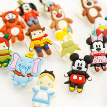 Famous Cartoon Characters Food Sealing Clip Memo Clip Photo Clip Paper Clip School Office Supply